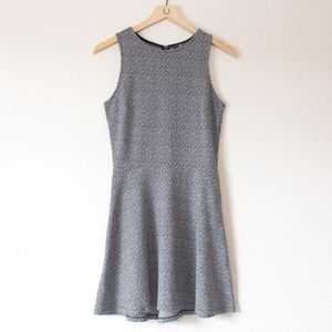 GAP Dark Navy Blue & Gray Dress